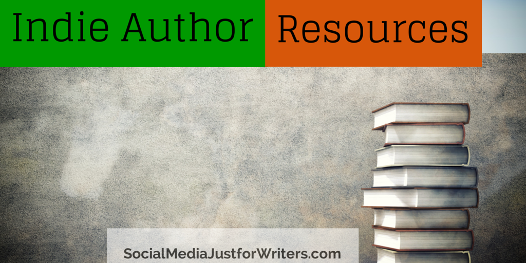 11-14-14 Indie Author Resources