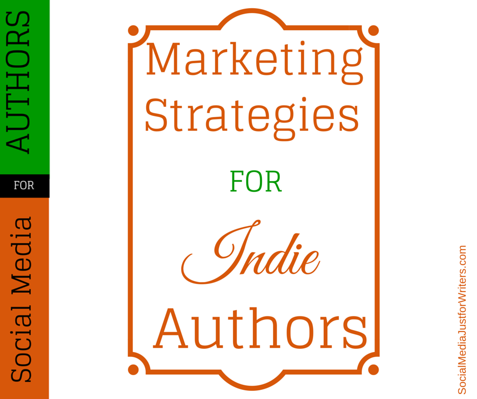 Episode 6 - Marketing Strategies for Indie Authors - Social Media for Authors Podcast