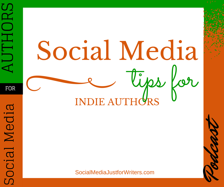 Episode 9 - Social Media Tips for Indie Authors by Frances Caballo-3