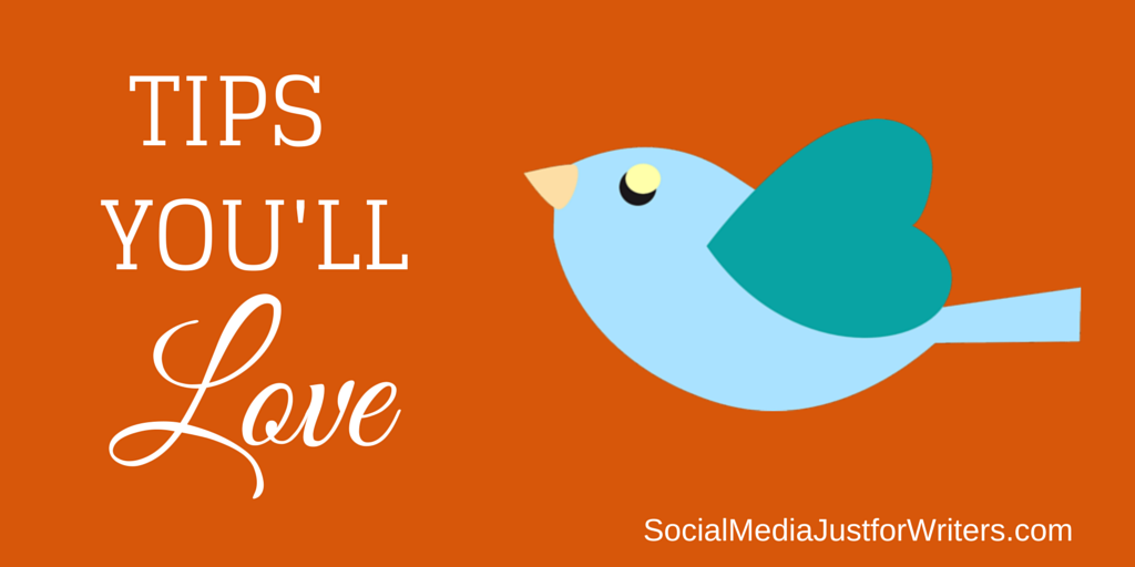Social Media for Authors Podcast: Episode 18  Twitter tips you'll love
