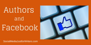 Authors and Facebook Pages by Frances Caballo