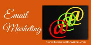 Email Marketing for Authors by Frances Caballo