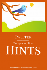 Twitter Tips, Templates and Hints by Frances Caballo