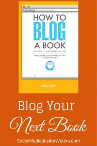 How to Blog a Book - Review by Frances Caballo