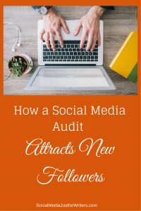 How a Social Media Audit Attracts New Followers by Frances Caballo