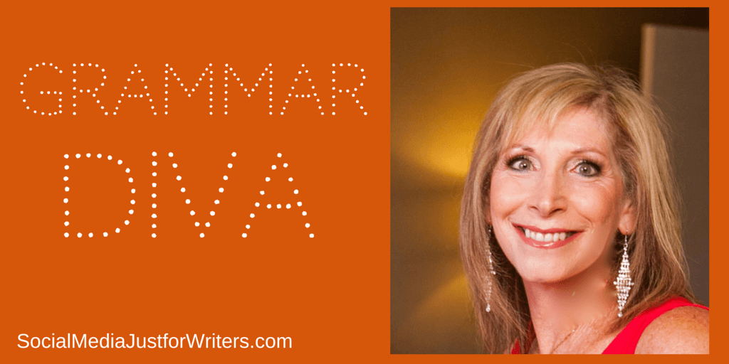Grammar Meets Social Media for Authors by Frances Caballo