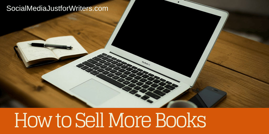 How to Sell More Books by Frances Caballo