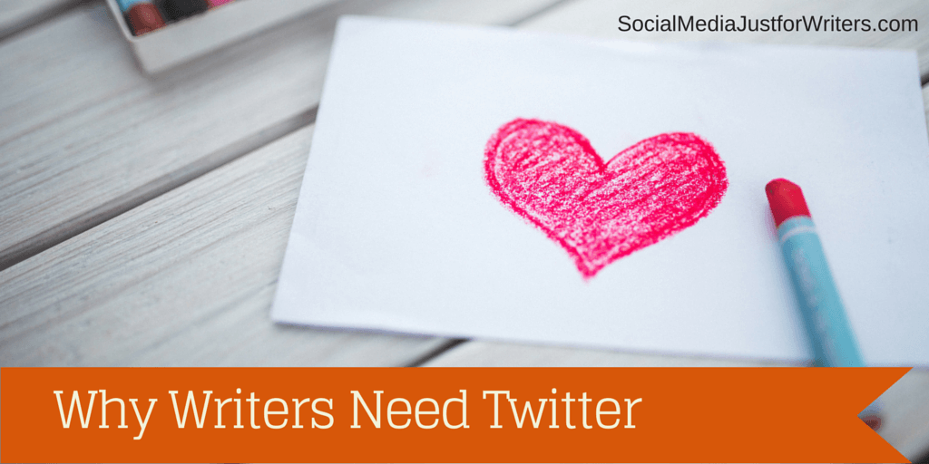 7 Reasons Why Twitter is Awesome for Writers by Frances Caballo