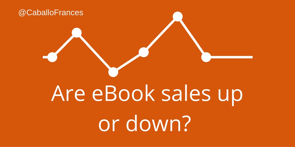 Everyone's Reporting on eBook Sales But Who Is Telling the Truth? by Frances Caballo