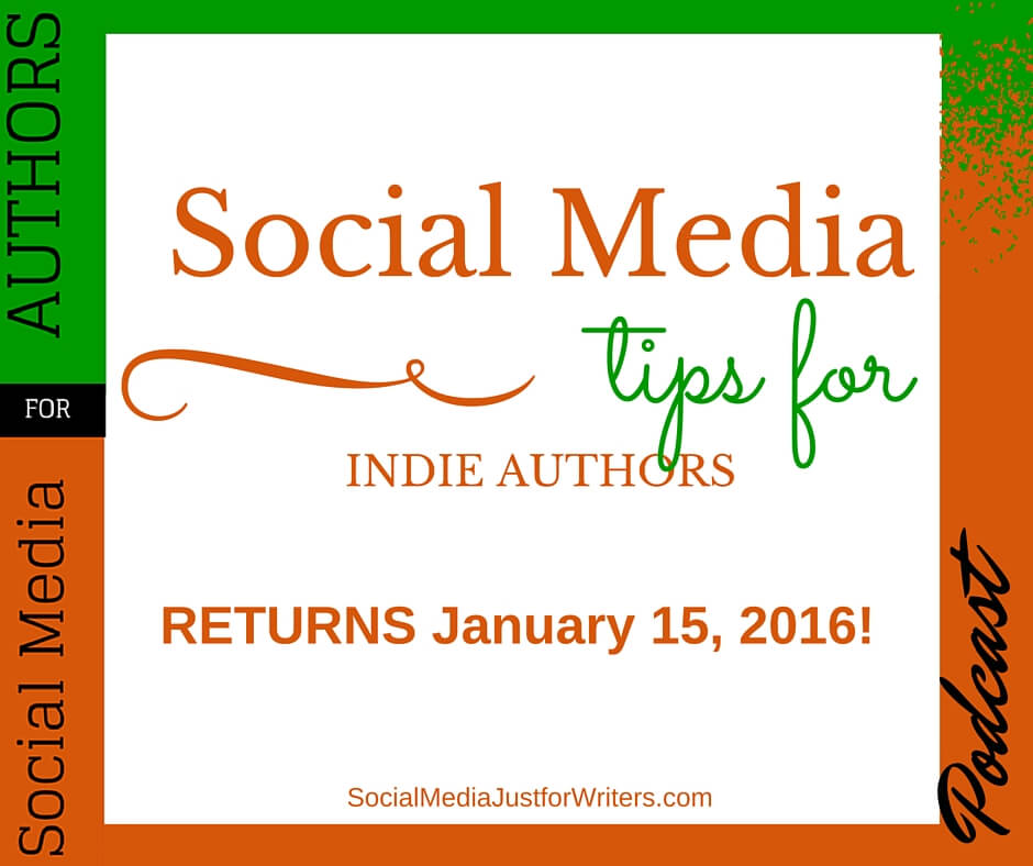 Social Media Tips for Indie Authors by Frances Caballo