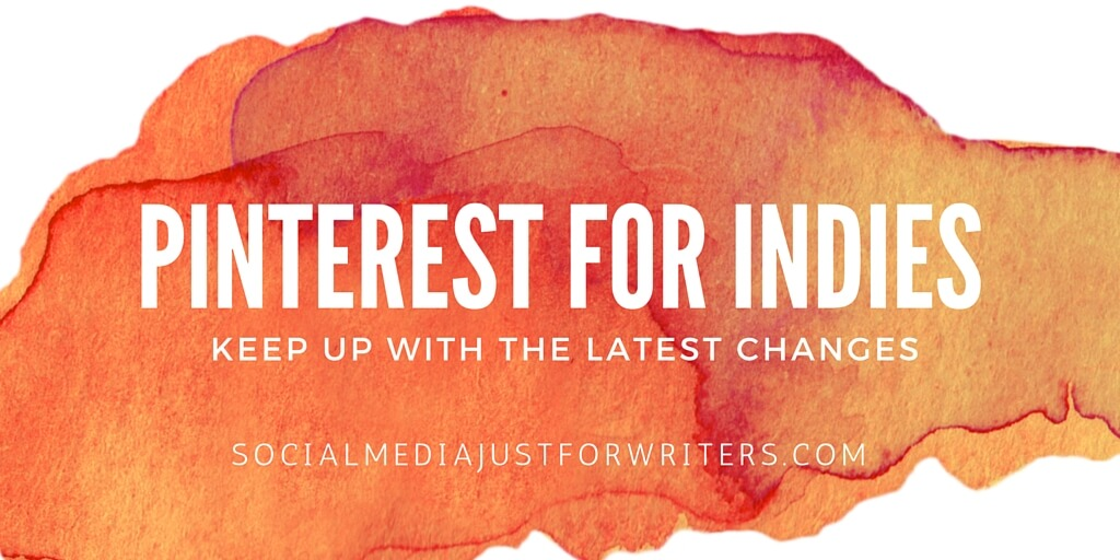 How to Use Pinterest as an Indie Author by Frances Caballo