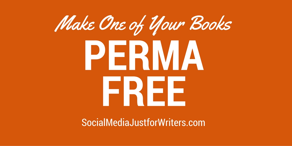 How to Make Your books Permanently Free by Frances Caballo