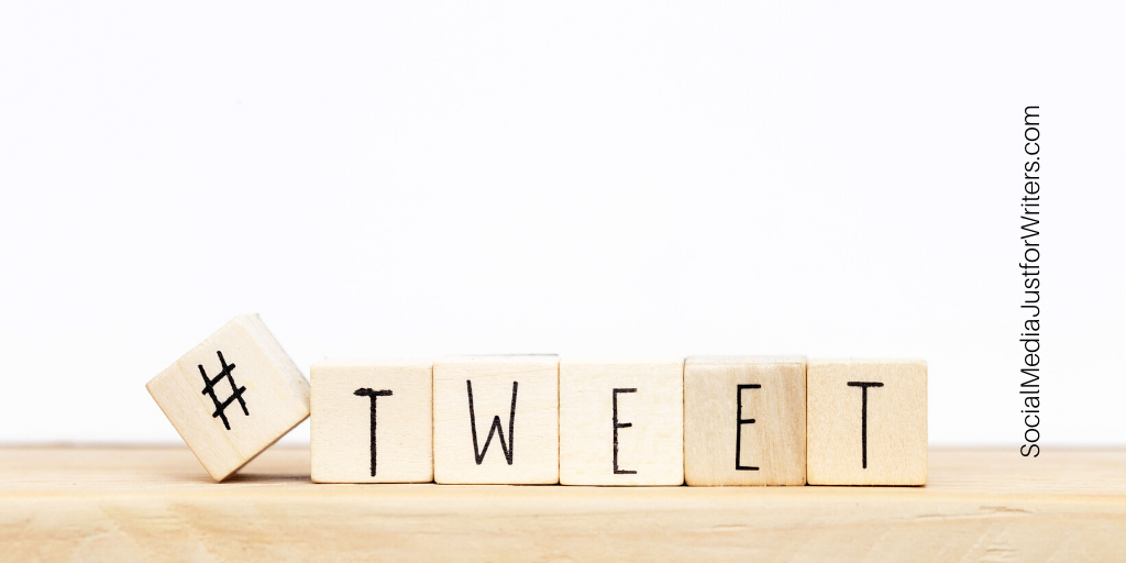 45 Twitter Hashtags for Authors