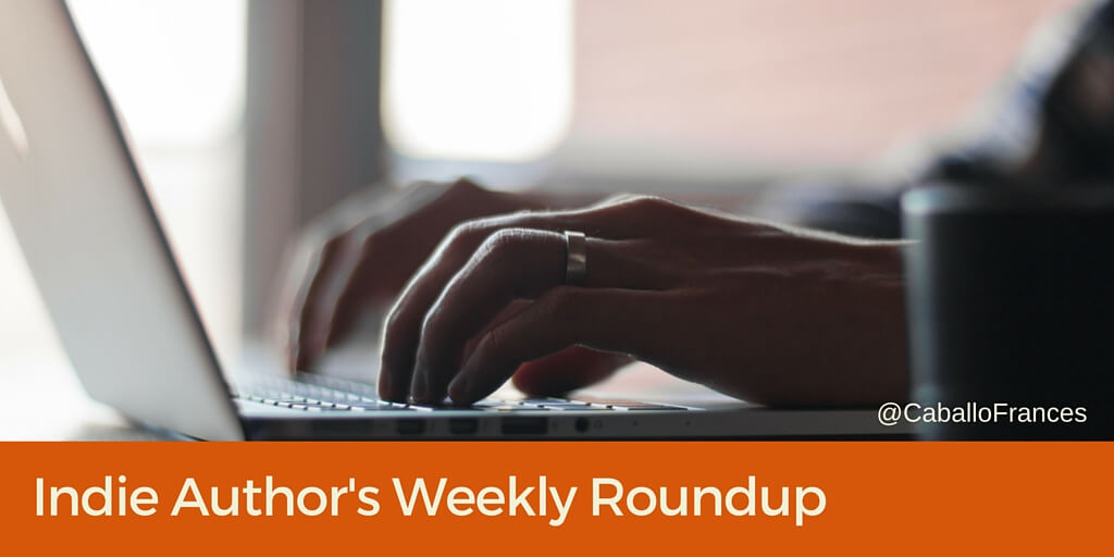 Social Media Weekly Roundup for Indie Authors
