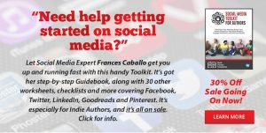 Social Media Toolkit by Frances Caballo