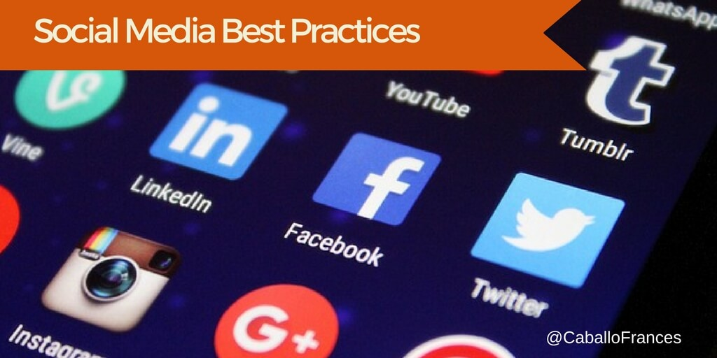 Social Media Best Practices for Authors