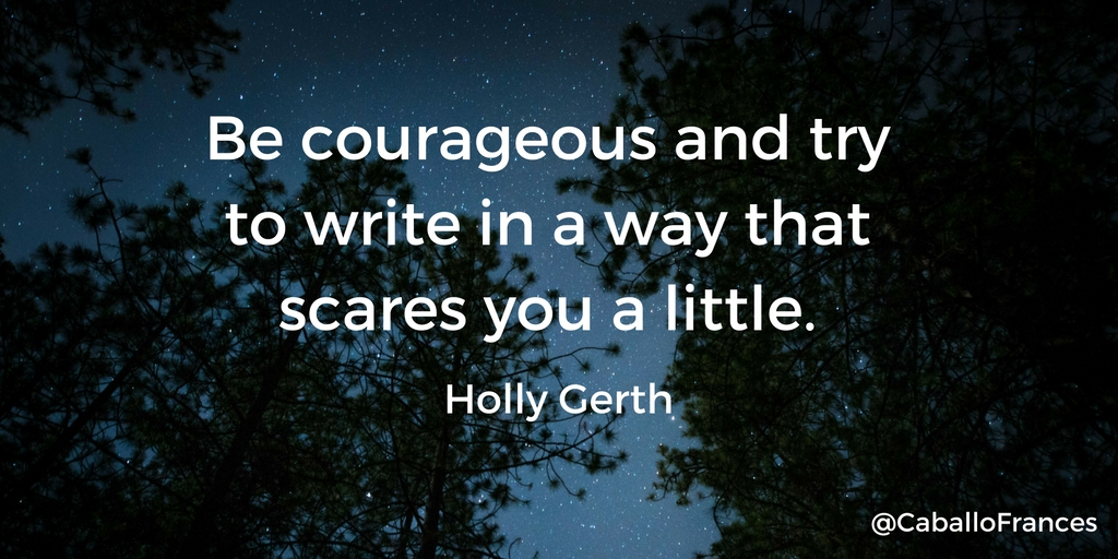Quote by Holly Gerth