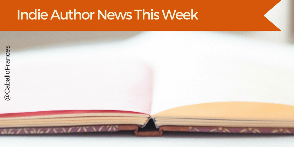 Indie Author News This Week