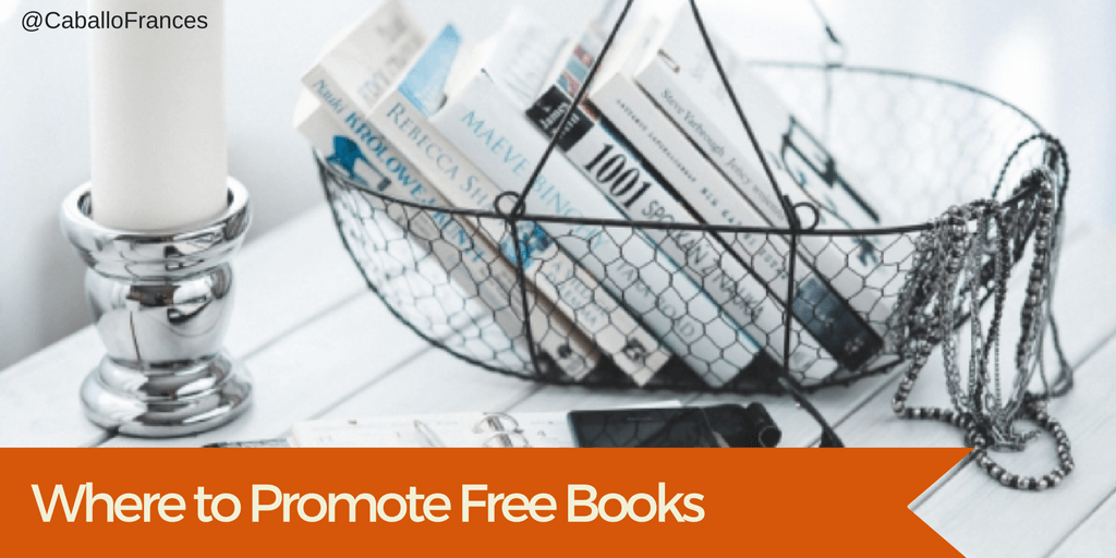 Where to Promote Free Books