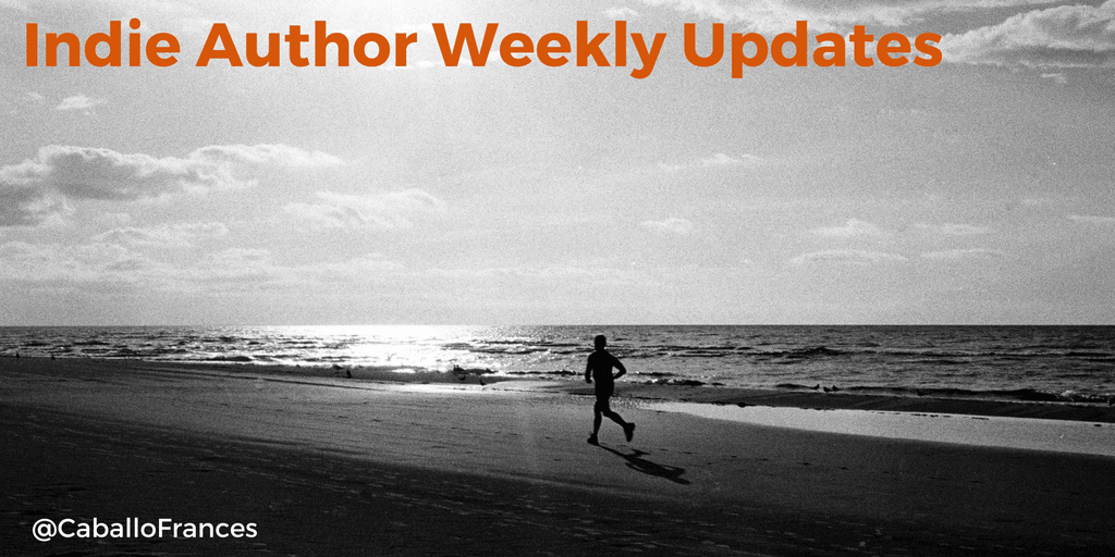 Indie Author Weekly Updates 12-2-16
