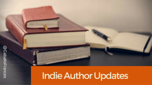 Indie Author Updates December 30, 2016