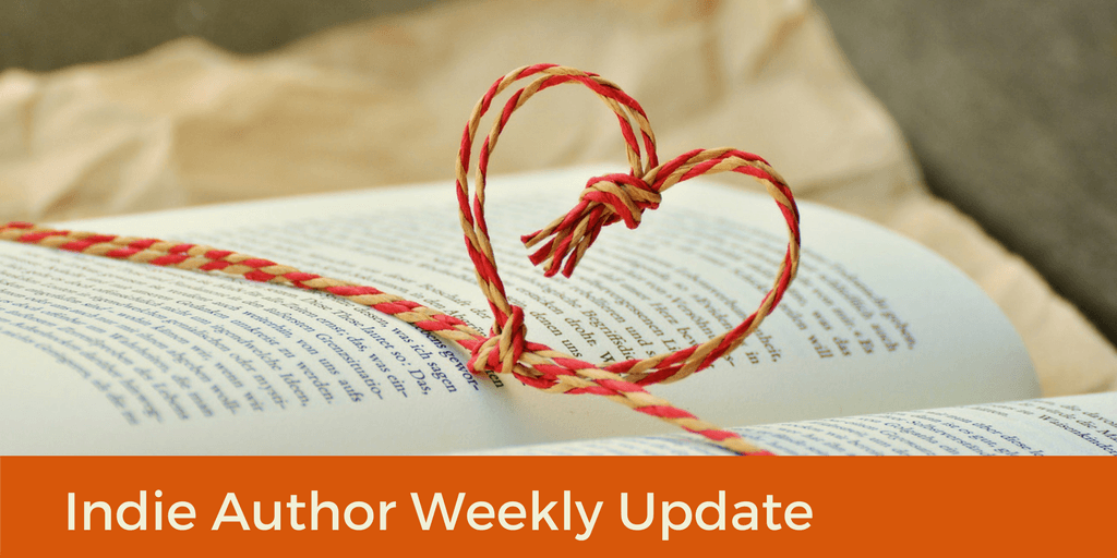 Indie Author Weekly Update