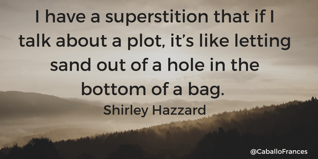 Shirley Hazzard quote