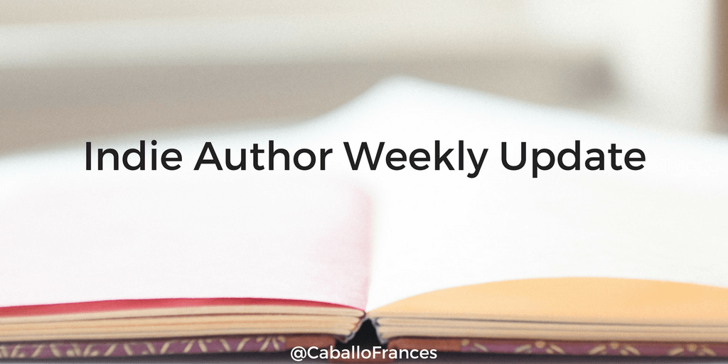 ndie Author Weekly Update