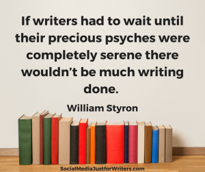 William Styron Quote