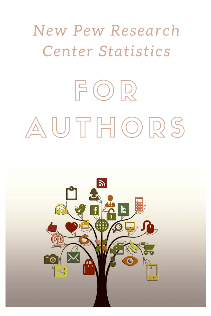 New Pew Research Center Statistics for Authors