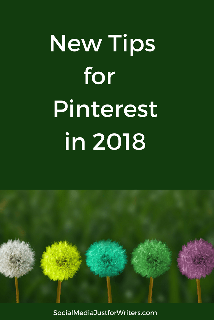 New to Pinterest for Writers