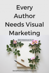 Every AuthorNeeds Visual Marketing